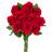 Ramo Rosas Tallo Corto