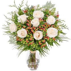 Rosas Blancas Navidad