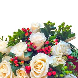Rosas Blancas Glamour
