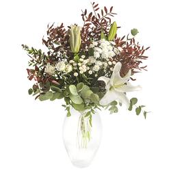 Bouquet flores otoñal
