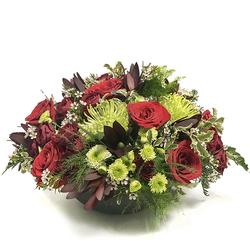 Centro Flores Rojo