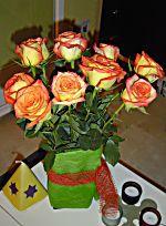 Rosas Confetti
